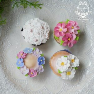 icing flower trial